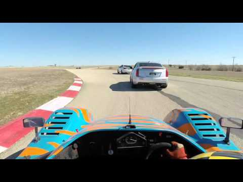MotorSport Ranch Radical SR8 3.1 Mile Configuration