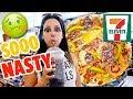 24 Hours Eating Only 7-ELEVEN Food - I Got SO Sick 🤢🤮 | Mar