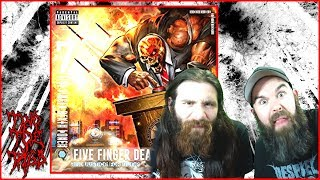 Five Finger Death Punch - And Justice for None - ALBUM REVIEW