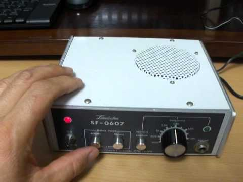 Laboelectron SF 0607 CW FILTER