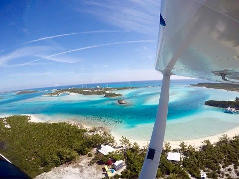 Join the fly-in Revolution with Heaven's Landing & GIV Bahamas.