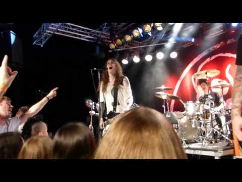 AGAINST ME! 'Sink, Florida, Sink' live in Zurich at Dynamo 18/04/2015 mp3