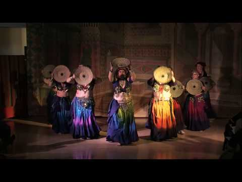 House of Inanna - Rakkasah 2015 Performance, Part 2