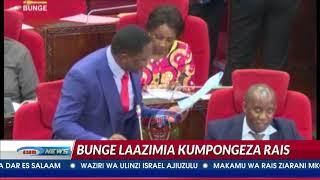 Bunge kumpongeza Rais Magufuli kwa uamuzi wa kununua korosho
