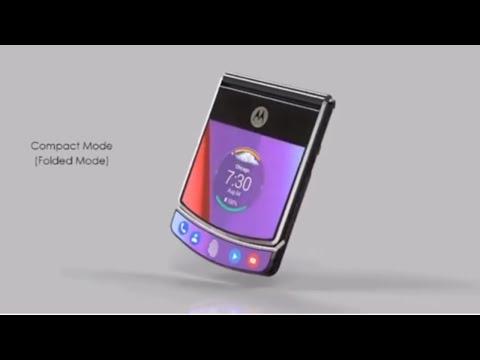 Motorola RAZR 4 2018