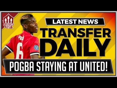 Pogba, Marquinhos, Martial | Manchester United Transfer News