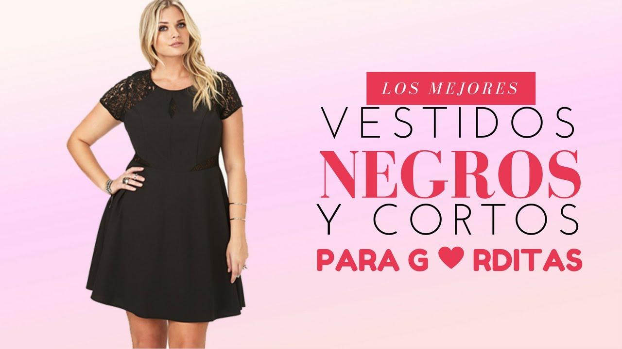 Lujoso Damas De Honor Vestidos Cortos Negros Motivo - Colección de ...