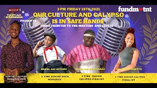 WACK 90.1FM - Trinidad's Culture Krazy Radio Station
