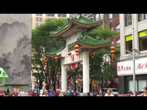 Chinatown Boston [July 2017]