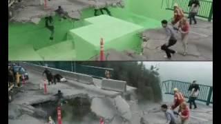 Как снимает фильмы катастрофы