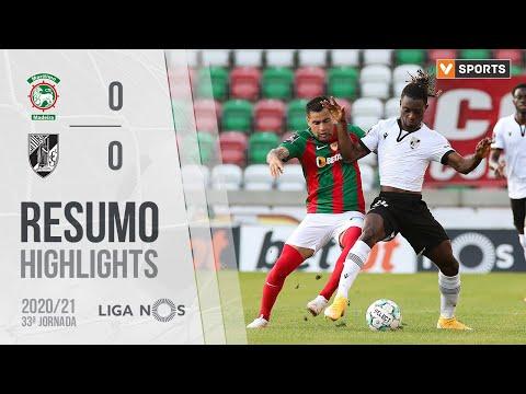 Maritimo Guimaraes Goals And Highlights