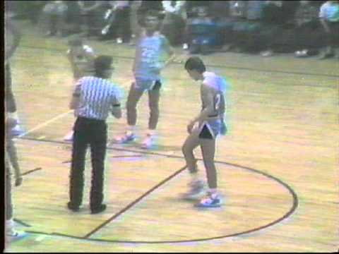 Clash of the Cats 13th District Final March 6, 1987