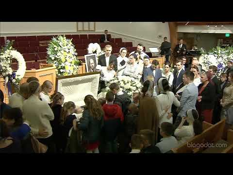 Похоронное служение Владимира Черняева 10-20-19