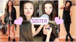 Sister Style Swap! ♡ Thumbnail