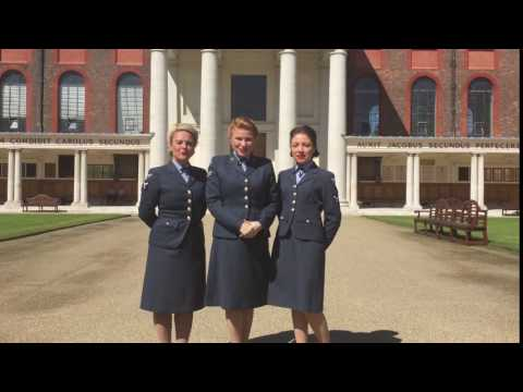 The D-Day Darlings - Royal Hospital Chelsea AUG2016