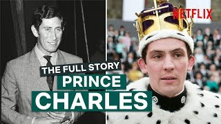 Gambar cover Becoming The Prince Of Wales | The Crown