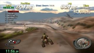 Speedrun: ATV Offroad Fury 3-Amateur National (Normal) [WR] [25m 29.21s]