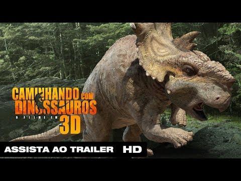 Caminhando com Dinossauros 3D | Trailer Dublado HD | 2014