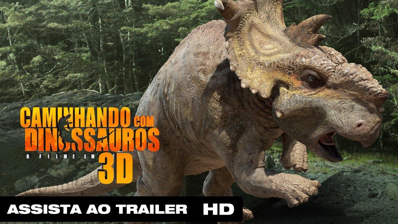 Caminhando Com Dinossauros 3d Trailer Dublado Hd 2014 Youtube