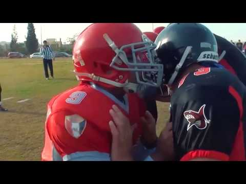 Egyptian League of American Football (ELAF) Mannequin Challenge