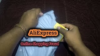 AliExpress - Online Shopping | Fraud ! AliExpress review ! india