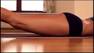 Фитнес тренировка от Веры Брежневой