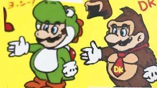 Donkey Kong and Yoshi Costumes in Super Mario Odyssey? | Nintendo Wiretap