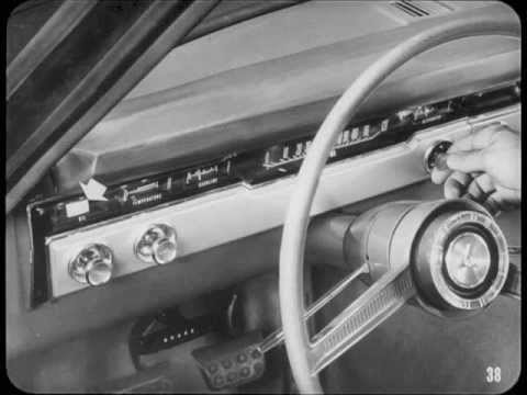 Chrysler Master Tech - 1966, Volume 66-10 Thermal-Electric Gauges