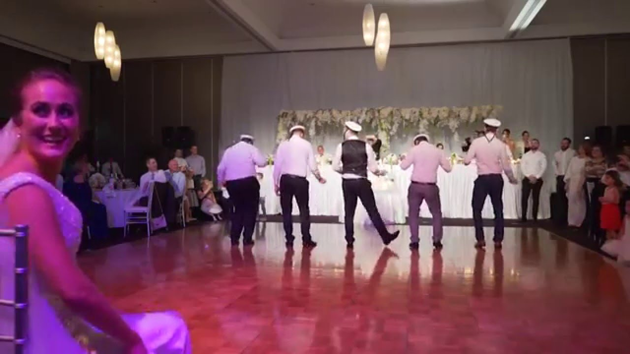 U Tube Wedding Dances.The Best Groomsmen Dance Ever