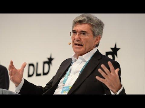How to Adapt to the Digital Age (Joe Kaeser, President at Siemens & Dominik Wichmann) | DLDsummer 16