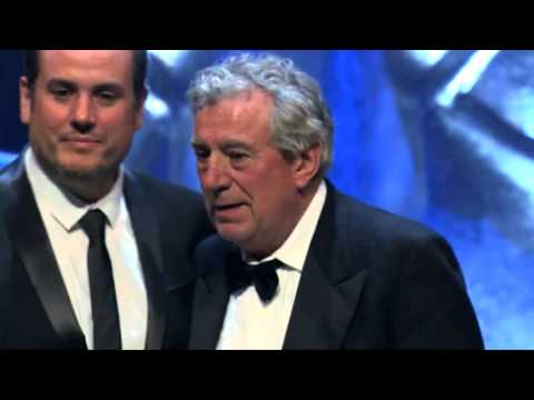 A special Bafta for the Monty Python star Terry Jones