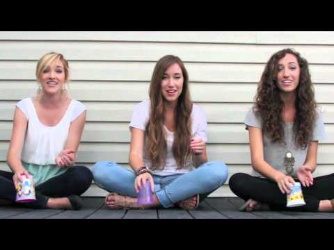 """""""Cups"""" - End of Time - Beyoncé Cover - Gardiner Sisters (A Capella)"""