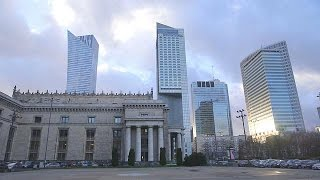 Warsaw: a magnet for business, start-ups and entrepreneurs - focus