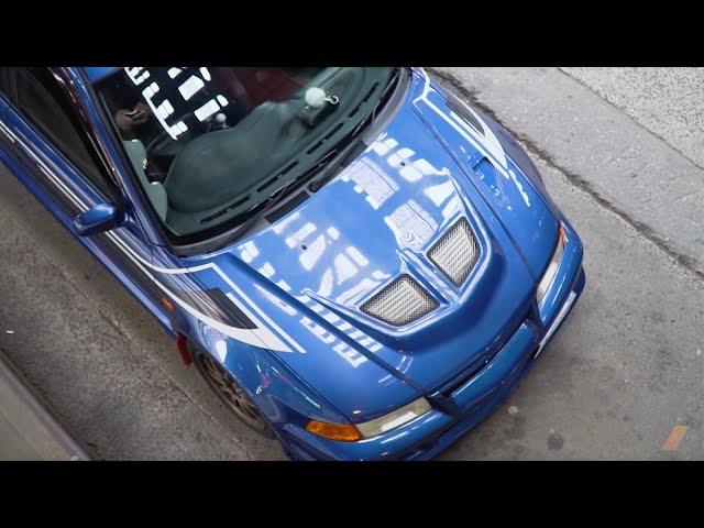 Rally Car Saturday With a Mitsubishi Evo Tommi Makinen, Travis Pastrana's Subaru STI -- AFTER/DRIVE