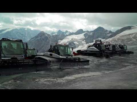 Itali, shkrijnë akullnajat; Regjistrohet temperatura rekord - Top Channel Albania - News - Lajme