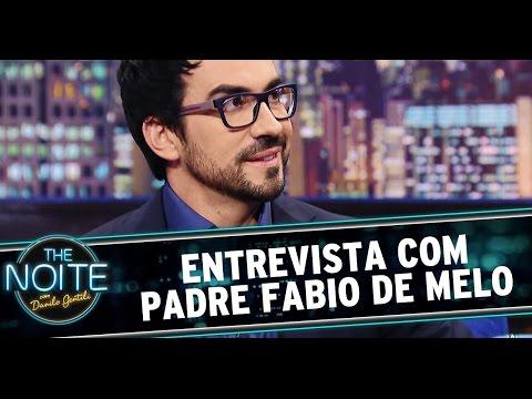 The Noite (27/10/14) - Entrevista Padre Fabio de Mello