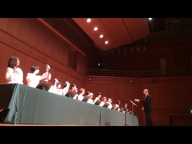 El Choclo, Kobe YMCA Bell-choir (Dir. Nozomu Abe) 2017 Dec,  ハンドベル