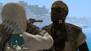 Assassin's Creed 4 Edward Kills Adewale