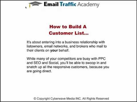 Email Traffic Academy