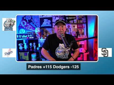 San Diego Padres vs Los Angeles Dodgers Free Pick 9/15/20 MLB Pick and Prediction MLB Tips