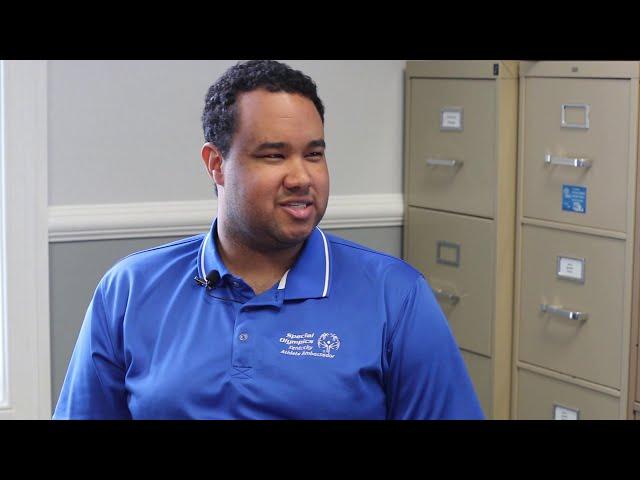Morgan's Musings- Special Olympics Director