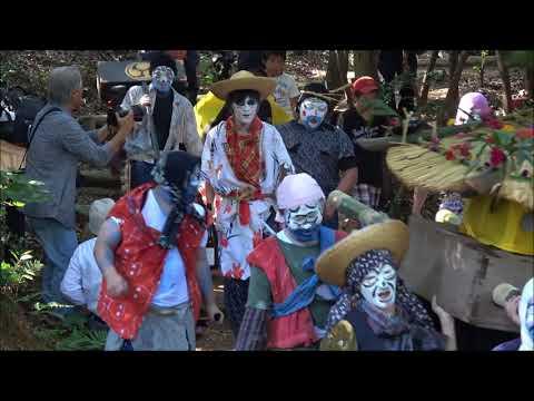 2017 奇祭 塚原の暴れ神輿