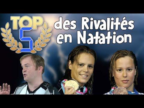 TOP 5  des Rivalités en Natation - Salut les Baigneurs #25