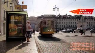 Виза в Португалию для украинцев - Виза Экспресс(, 2015-06-05T11:20:07.000Z)