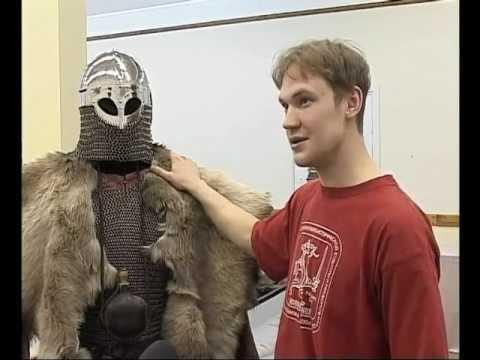 Выставка средневекового оружия и доспехов. - YouTube