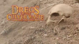 Dregs of the Culver Waste - Sand and Scrap Trailer