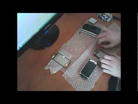 Wymiana DIGITIZERA [Panelu Dotykowego]  Sony Ericsson Xperia Neo V