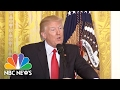 Best Moments From Donald Trump's Press Conference: Russia, CBC, 'Not Good' | NBC News