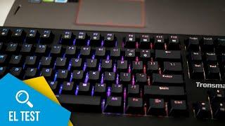Un teclado gamer | El Test