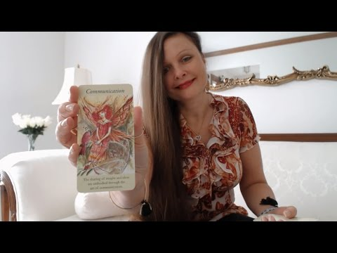 Daily Guidance Oracle & Tarot Intuitive Angel Reading Monday Mar 27, 2017
